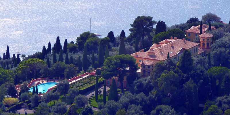 Villa La Leopolda