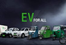 etrio electric vehicles