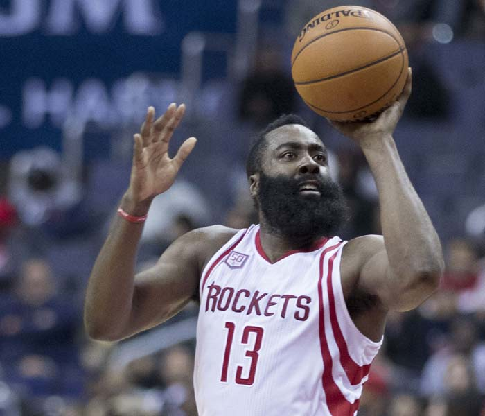 James Harden | Best Basketball Players In The World