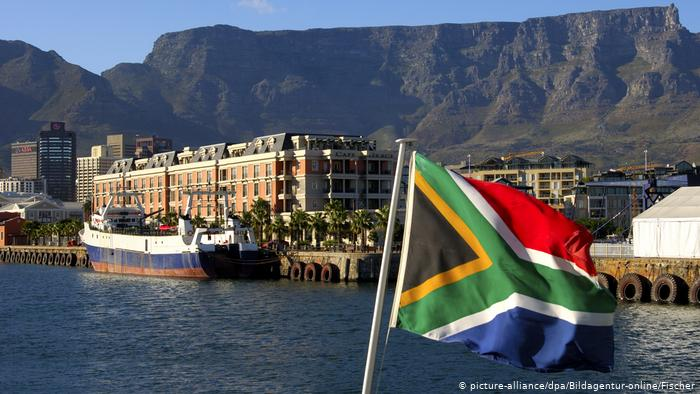 South Africa   south africa new travel restrictions