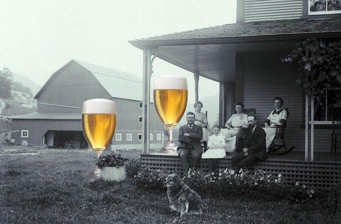 farmhouse beer