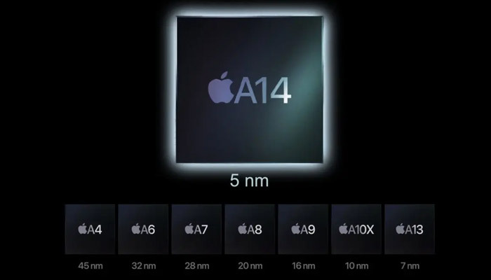 Apple iphone 12 A14 Chipset Apple