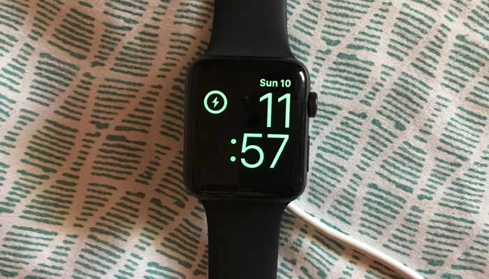 Apple Watch Fast Charging
