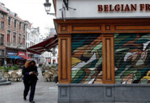 Belgium Imposes Night Curfew