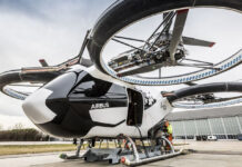 City Airbus | Flying Taxi France