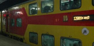 Delhi Jaipur Double Decker Train Commences Operations