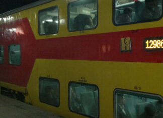 Delhi Jaipur Double Decker Train Commences Operations
