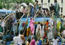 water scarcity in Delhi