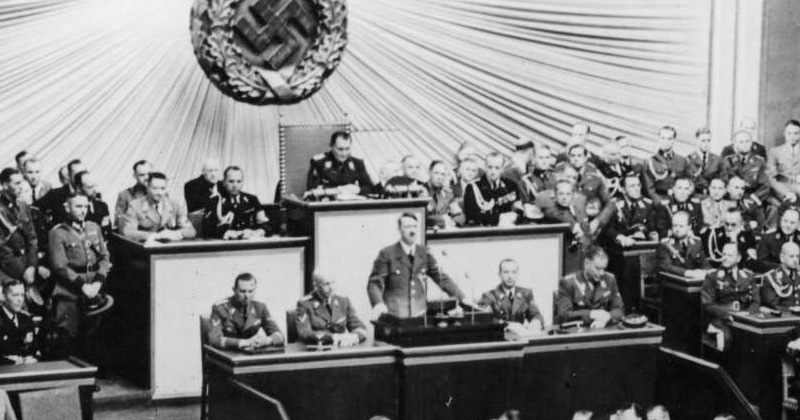 Hitler Speech to be Auctioned