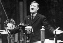auction of Hitler's speeches