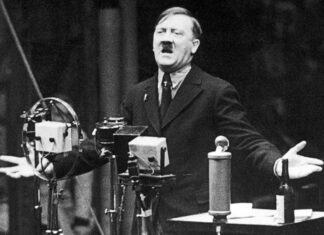 auction of Hitler's speeches