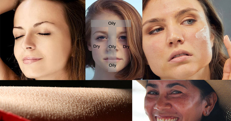 How To Know Your Skin Type : Best Guide For Knowing Your Skin Type