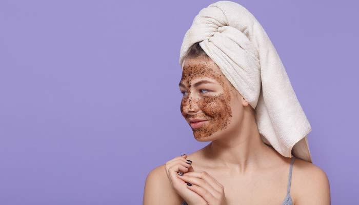 Women Applying Face Scrub   How to Exfoliate Face