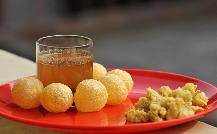 How to make Indian vegan snacks