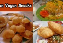 Indian Vegan Snacks