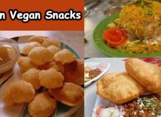 Indian Vegan Snacks