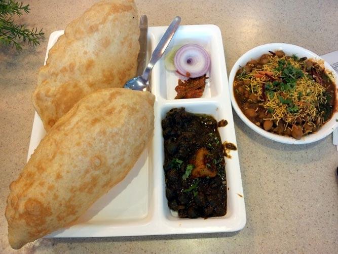 Indian vegetarian snacks