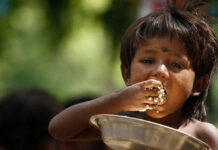 India's Rank on Global Hunger Index