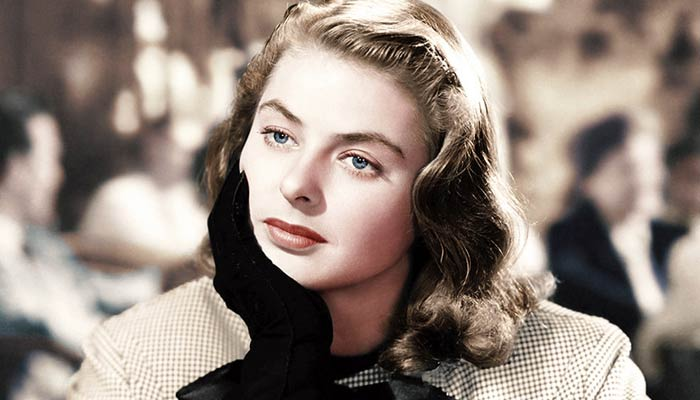 Ingrid Bergman | hollywood Actresses with Most Oscars