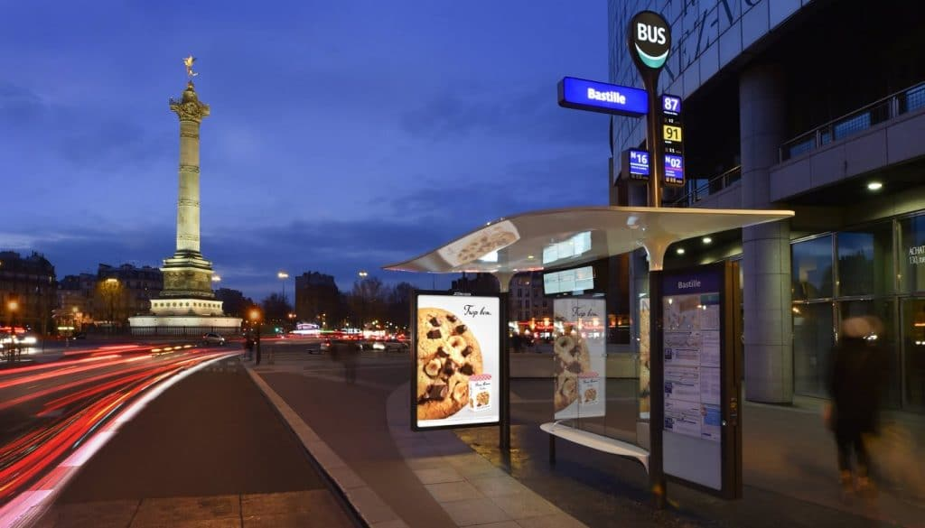 JCDecaux | JCDecaux in France carbon neutrality