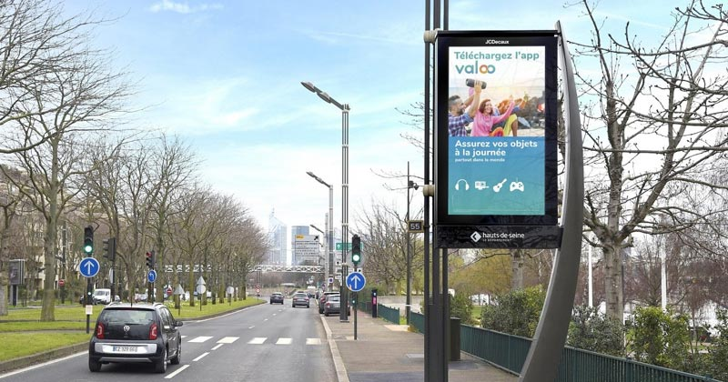 JCDecaux Billboard | JCDecaux to become Carbon Neutral by 2021
