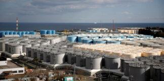Japan Releases Contaminated Fukushima Water Into Sea