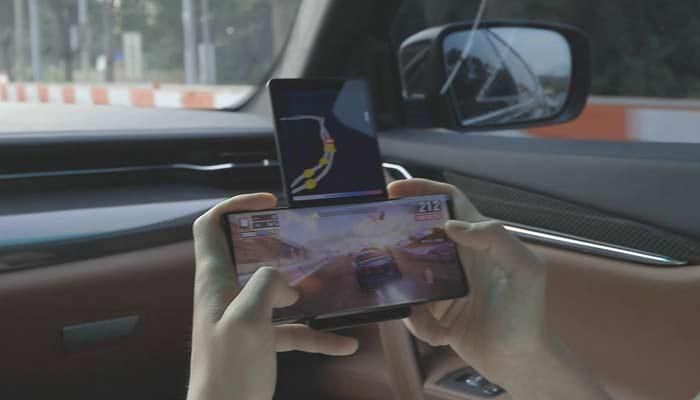 LG Wing Multi Display Smartphone