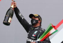 Lewis Hamilton 92nd Grand Prix Win