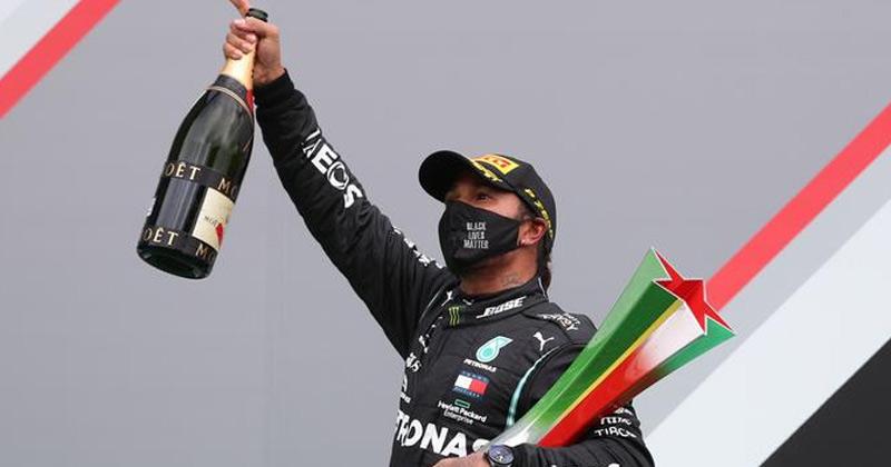 Lewis Hamilton 92nd Grand Prix Win