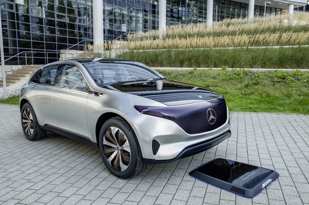Mercedes EQC | Mercedes' plans for electric cars in India