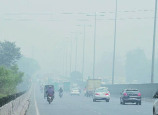 Poor Air Quality Delhi NCR