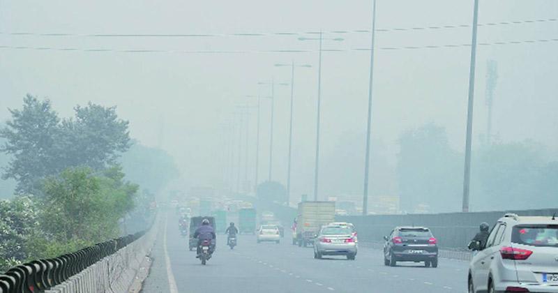 Poor Air Quality Delhi NCR