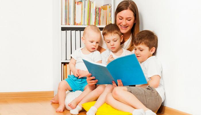 Reading   Good Habits For Kids