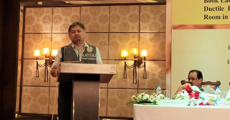 Sabarna Roy Indian Author