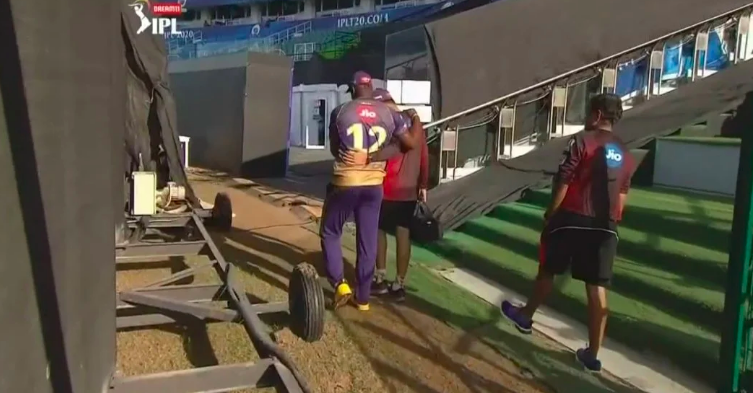 Andre Russell | Andre Russell injury update