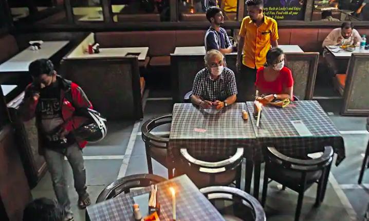 Mumbai   slow turnaround Mumbai hotels and restaurants
