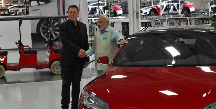 Tesla | Tesla in India