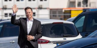 Tesla's Gigafactory in Germany