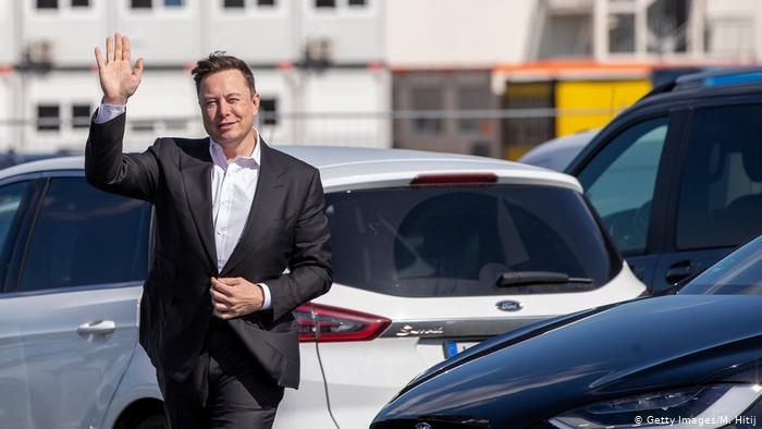 Tesla's Gigafactory in Germany