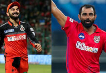 Virat Kohli receives great praise from fast bowler Mohd. Shami