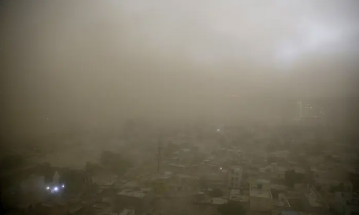 Bad Air Quality and Fine Dust | What causes lung disease