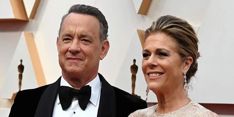 Tom Hanks & Rita Wilson | Tom Hanks | World Richest Actors