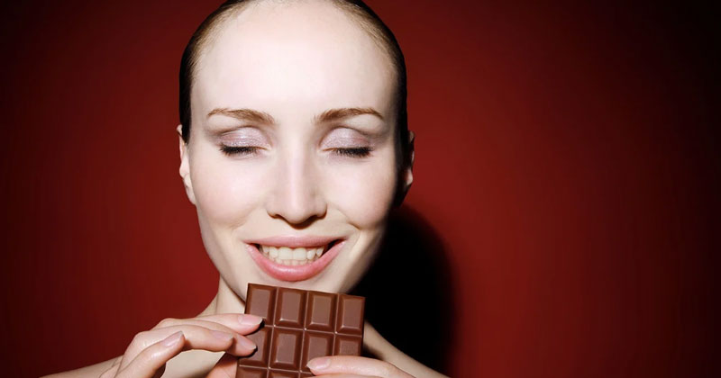 positive effects of chocolate on the body