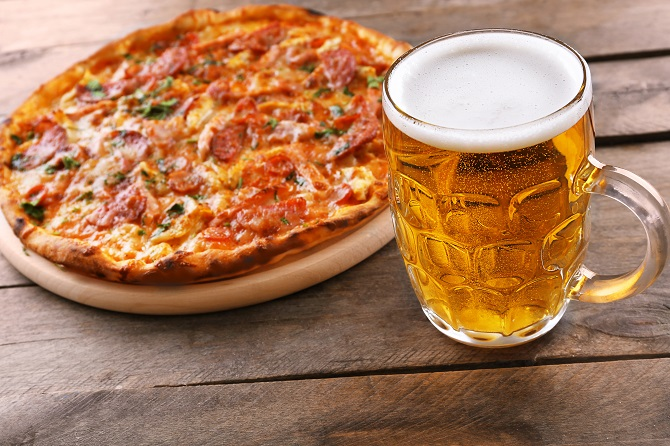 Beer and Pizza | when is beer and pizza day celebrated