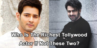 7 Richest South Indian Actors | Tollywood's Richest Celebrities