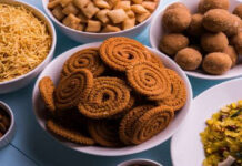 Diwali snacks and sweets recipes
