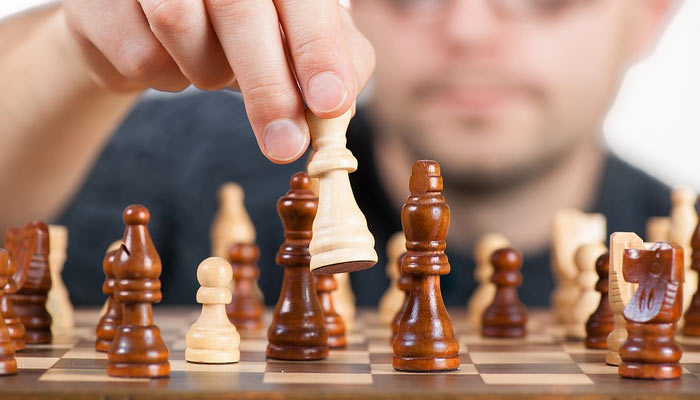 Chess | Do men play chess better than women