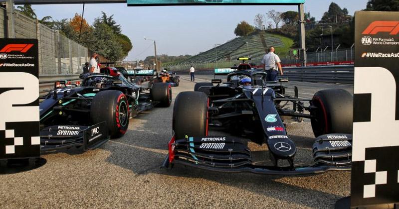 F1 Race Imola