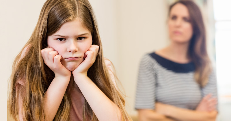 Disappointed Girl | How To Help Children With Disappointment