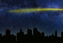 How big are shooting stars